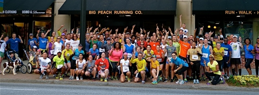 Photo courtesy Big Peach Running Company